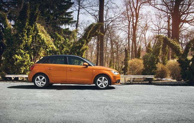 Test drive Audi A1 Sportback (2012-2015)