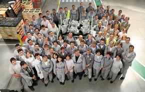 Grupul Renault lansează programul de stagiatură Drive your future pentru 155 studenţi
