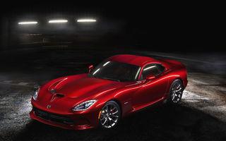 Dodge Viper - supercarul american a renăscut oficial cu 640 CP