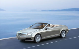 Decesul Maybach ar putea da naştere unui Mercedes S-Klasse Cabrio