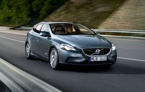 Volvo V40 costă 22.816 euro cu TVA inclus în România