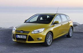 Ford Focus: recall de 140.000 de unităţi în SUA