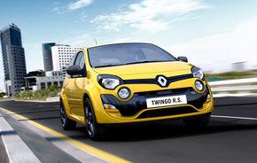 Renault Twingo RS se află la ultima generaţie
