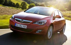 Opel ar putea muta o parte din cota de producţie a lui Astra din Germania în Polonia