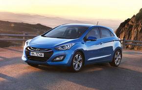 Hyundai a lansat noul i30 în România