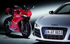 Audi a confirmat oficial achiziţia mărcii Ducati