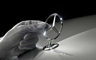 Mercedes-Benz se pregăteşte de schimbarea strategiei de denumire a modelelor