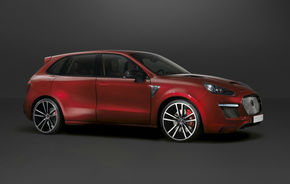 """Eterniti Artemis, """"primul super-SUV din lume"""",  a debutat la Beijing"""