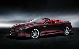 Ediţie specială Aston Martin Dragon 88 la Salonul Auto de la Beijing