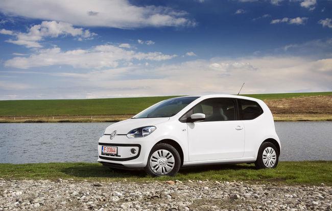 Test drive Volkswagen Up (3 usi) (2011-2016)