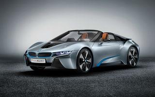 BMW eDrive, denumirea sistemului de propulsie al modelelor din gama i