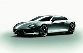 """Lamborghini: """"Încă ne mai gândim la o versiune de serie a lui Estoque"""""""