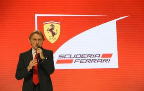 """Şeful Ferrari: """"Nu vom construi SUV-uri sau maşini electrice"""""""