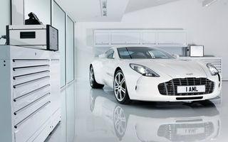 Aston Martin a vândut toate exemplarele One-77
