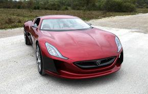 Rimac Concept_One, supercarul electric din Croatia, costă 980.000 de dolari