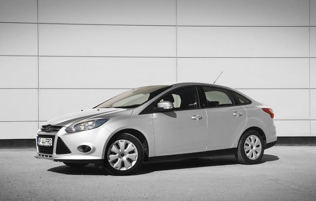 Test drive Ford Focus 4 usi (2011-2014)