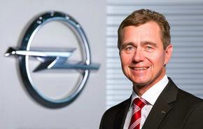 """Şeful Opel: """"Am progresat în primul sfert al anului, dar nu sunt încă mulţumit"""""""