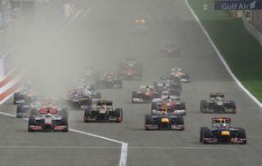 Topul salariilor din Formula 1 în sezonul 2012