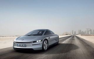 Volkswagen XL1 va putea fi cumpărat doar prin leasing