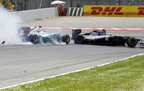Schumacher, penalizat cu cinci poziţii pe grilă la Monaco