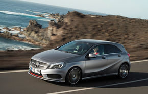 Noul Mercedes A-Klasse va primi motorul Renault 1.5 dCi