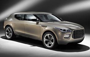 """Aston Martin: """"Nu am renunţat la ideea unui SUV de lux"""""""