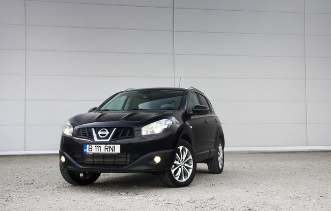 Test drive Nissan Qashqai (2009-2013)