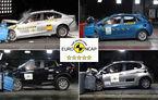 EuroNCAP: 5 stele pentru BMW Seria 3, Mazda CX-5, Hyundai i30 şi Peugeot 208