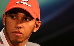 McLaren îi oferă 100 de milioane de lire lui Hamilton pentru următorii 5 ani