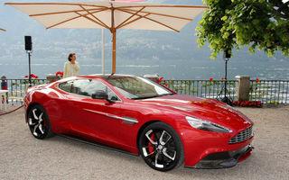 Aston Martin AM310, conceptul care prefigurează viitorul DBS