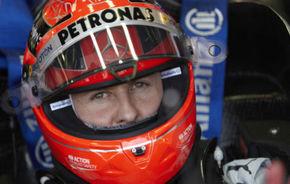 Schumacher nu a decis încă dacă va rămâne în Formula 1 şi în 2013