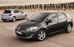 Toyota nu va renunţa la denumirea Auris