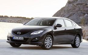 STUDIU: Mazda6, mai apreciată decât Toyota Avensis şi VW Passat CC în Germania