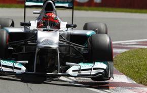 Schumacher, dezamăgit de eroarea de strategie a echipei din calificări
