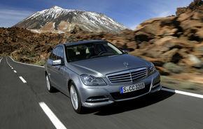 Mercedes-Benz C-Klasse va primi în această vară un motor 1.6 turbo