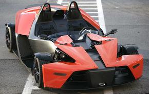 KTM X-Bow ar putea primi o versiune cu parbriz şi portiere