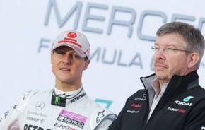 Brawn susţine că nu se mai implică în strategia echipei Mercedes