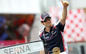 Bruno Senna a câştigat Trofeul Bandini 2012