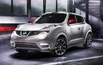 Nissan Juke Nismo - imagini şi detalii oficiale cu primul SUV mic de performanţă