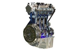 OFICIAL: Ford 1.0 EcoBoost este Motorul Anului 2012