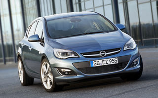 Opel Astra facelift - schimbări subtile de design şi diesel biturbo de 195 CP