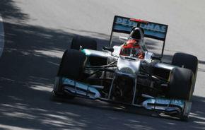 Schumacher priveşte cu încredere spre cursa de la Valencia