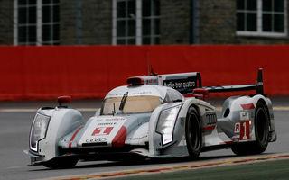 2 x VIDEO: Un tur de circuit pe timp de noapte la Le Mans alături de Audi-ul R18 E-Tron