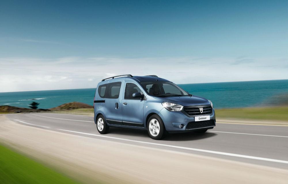 Dacia Dokker şi Dokker Van, imagini, dotări şi informaţii complete - Poza 1