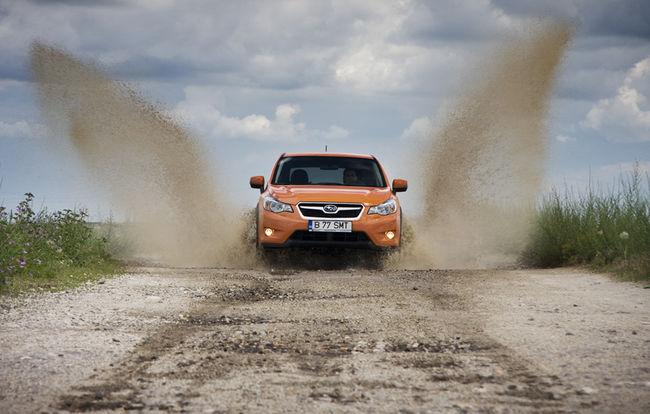 Test drive Subaru XV (2012-2017)