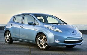Nissan: Viitorul Leaf va avea un design neconvenţional