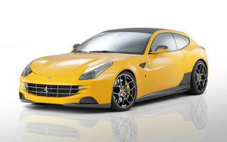 Ferrari FF a primit un kit de tuning de la Novitec Rosso