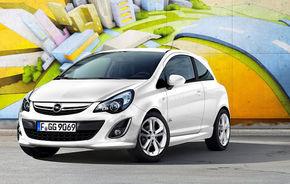 Opel Corsa are un nou motor pe benzină: 1.4 litri şi 120 CP