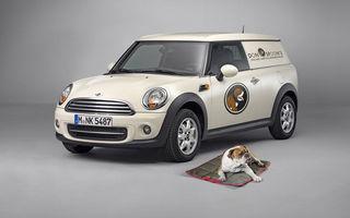 OFICIAL: Mini Clubvan - prima utilitară din gama producătorului britanic