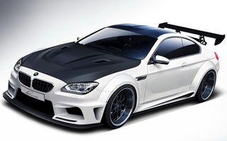 Lumma Design a pregătit deja un kit de tuning pentru BMW M6